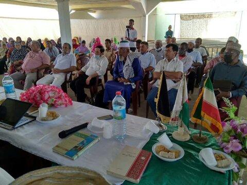کنفرانس گفتگوی ادیان و همزیستی مسالمتآمیز در ماداگاسکار برگزار شد +تصاویر