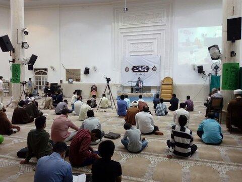 همایش کشوری کارگاه محرم در پردیسان قم درحال برگزاری است
