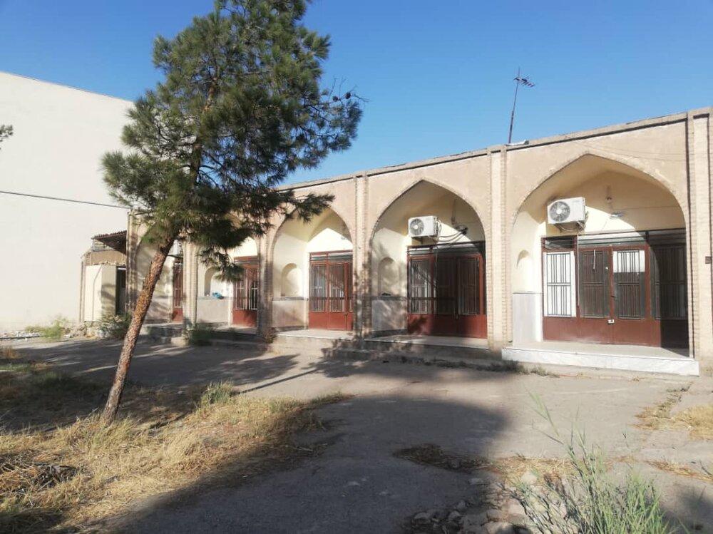 انتقال مدرسه علمیه امام زینالعابدین (ع) به امامزاده شاه جمال (ع)