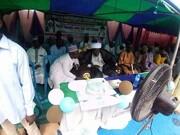 نشست جوانان ایالت کاتسینا نیجریه با یکی از مبلغان شیعه +تصاویر
