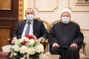 كمبش يصل القاهرة للمشاركة في مؤتمر الإفتاء العالمي