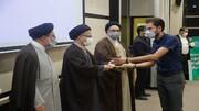سه خوشنویس آذربایجان شرقی برگزیده جشنواره وقف شدند