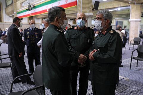 مراسم تنفیذ حکم ریاست جمهوری حجتالاسلام والمسلمین سیدابراهیم رئیسی