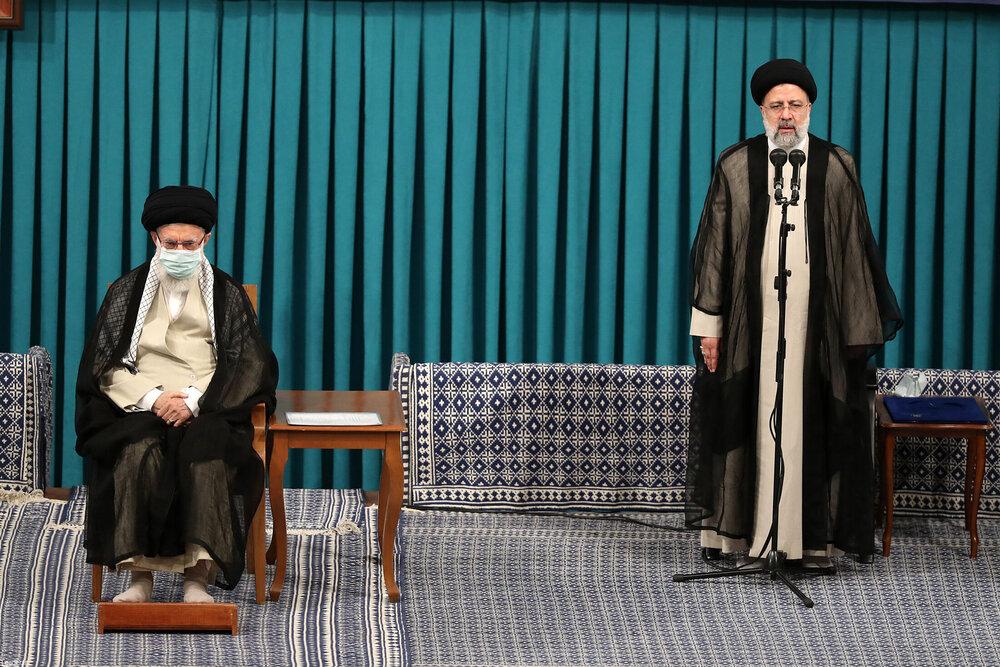 ویڈیو/ اسلامی جمہوریہ ایران کے نو منتخب صدر کی تقریب توثیق