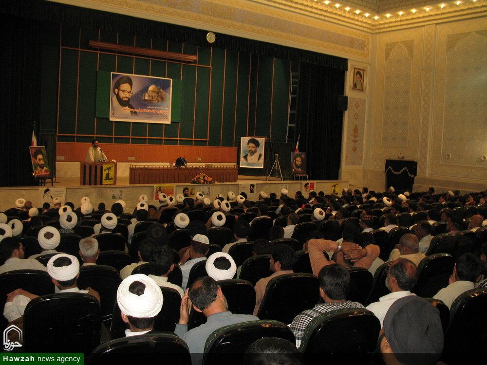 تصاویر آرشیوی از سمینار شهید عارف الحسینی در مرداد ماه ۱۳۸۵