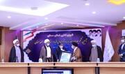 تصاویر/ مراسم تکریم و معارفه نماینده ولی فقیه در سمنان