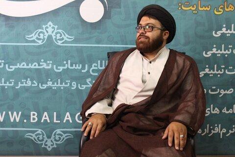 حجت الاسلام والمسلمین سید مصطفی ترابی