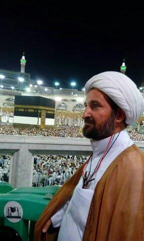 حجت الاسلام والمسلمین حسین عباسی