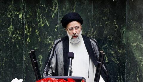 حجت الاسلام والمسلمین رئیسی- رئیس جمهور