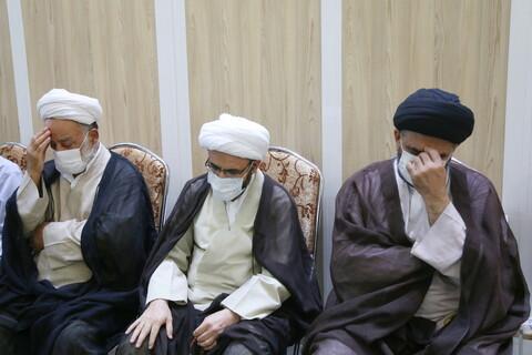 تصاویر / مراسم اولین سالگرد مرحوم آیت الله محمدعلی تسخیری