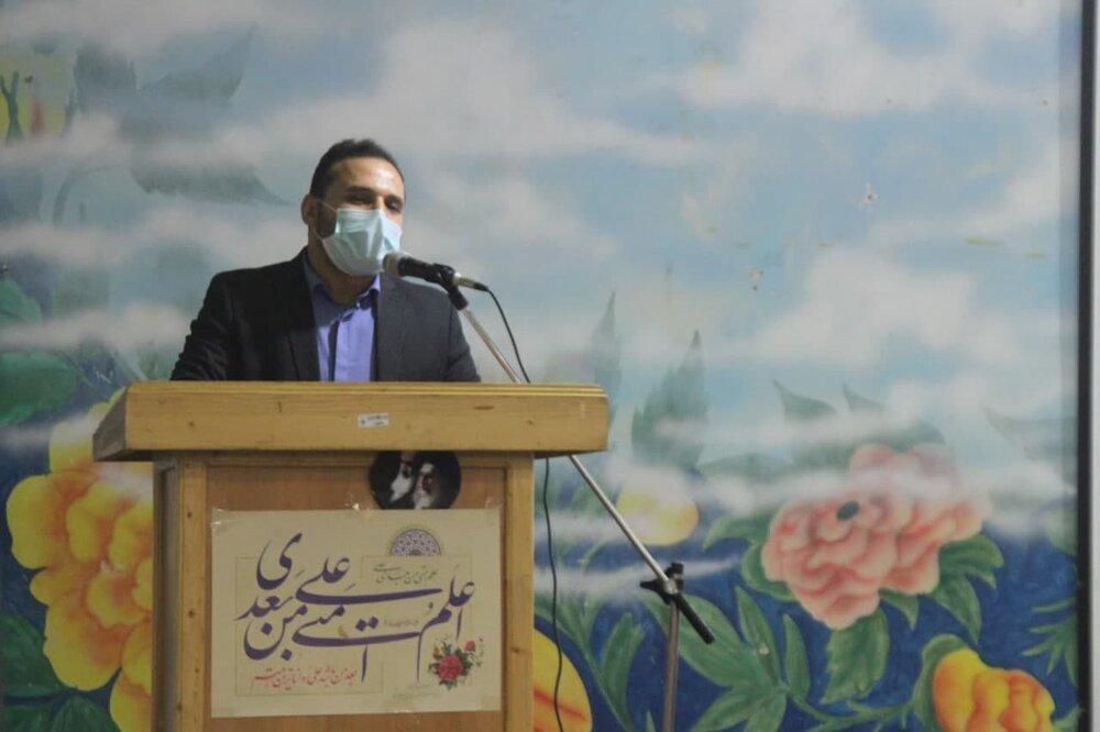 بنیاد غدیر از فعالان مردمی حمایت کند | ولایت محور وحدت است