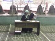 هیئات مذهبی طبق دستورات ستاد مقابله با کرونا عمل کنند