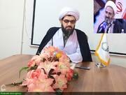 تبریک دبیر ستاد امر به معروف سمنان به نماینده جدید ولی فقیه