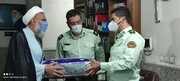 نیروی انتظامی حصار امن جامعهاست