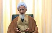 فرمانده نیروی انتظامی با آیت الله العظمی جوادی آملی دیدار کرد