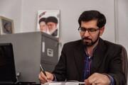 تبریک مسئول فضای مجازی بسیج چهارمحال و بختیاری به خبرنگاران
