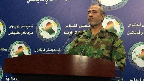 حسن سالم نماینده فراکسیون صادقون عراق