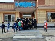 دانشجو معلمان جهادی که دانش آموزان مناطق محروم را تنها نگذاشتند