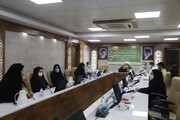 تصاویر/ نشست صمیمی مدیر کل اداره تبلیغات اسلامی خوزستان با خبرنگاران