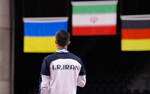 رسالة إلى رياضيّي جمهوريّة إيران الإسلاميّة الحائزينَ الميدالياتِ في أولمبياد طوكيو