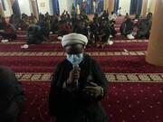 اقامه عزای امام حسین(ع) توسط شیعیان کشور غنا +تصاویر
