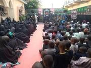 برگزاری مراسم عزای امام حسین (ع) در ایالت کاتسینا نیجریه+تصاویر
