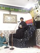 امام خمینی نے حسینی کردار کے ذریعہ اسلامی تہذیب کا چراغ روشن رکھا، مولانا سید حیدر عباس رضوی