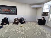 دیدار رئیس سازمان تبلیغات با نماینده ولی فقیه در خوزستان