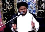 رسول پیغمبر اکرم نے اپنی حیات طیبہ میں انسانیت کی ہدایت اور رہنمائی کے لیے قرآن و اہلبیت کو چھوڑا، علامہ ناظر عباس تقوی