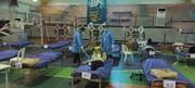 تصاویر/ فعالیت جهادی طلاب مدرسه علمیه فیضیه مازندران در بیمارستان صحرائی شهرستان بابل