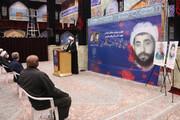 بزرگداشت شهید حجت الاسلام عاشوری در بوشهر