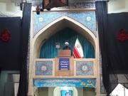 تمام مصلاهای نماز جمعه و حوزه علمیه در اختیار ستاد کروناست