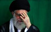 اقامة مراسم العزاء الحسيني بحضور قائد الثورة الاسلامية