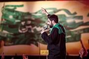 صوت   شب چهارم محرم ۱۴۰۰ با نوای سید مجید بنی فاطمه