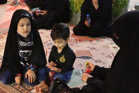 کودکان امام حسینی