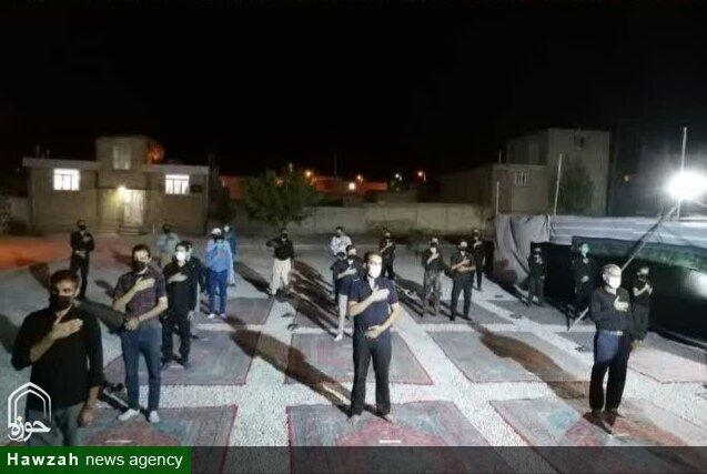 تصاویر/ عزاداران ماه محرم در چهارمحال و بختیاری