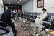 حسینی مزاری: صحنه افغانستان خالی از هدایت فکری و فرهنگی علما است