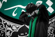 صوت | شب تاسوعای محرم ۱۴۰۰ با نوای سید رضا نریمانی
