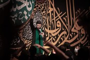 صوت | شب هشتم محرم ۱۴۰۰ با نوای سید رضا نریمانی
