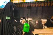 تصاویر/ عزاداری دهه اول محرم در آستان مقدس امامزاده سیدجعفر محمد(ع) یزد