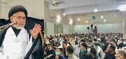 آج کے حالات میں عالم اسلام کی عزت و سربلندی کا راز امام حسین کی سیرت پر عمل کرنے میں ہے، علامہ حسن ظفر نقوی