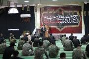 """""""نشست بصیرت در فتنه ها"""" به میزبانی یگان ویژه خوزستان برگزار شد"""