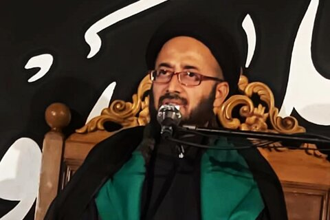 علامہ سید تجمل نقوی