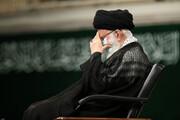 اقامة الليلة الثانية لمراسم العزاء الحسيني بحضور الإمام الخامنئي