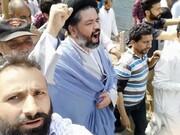 کشمیر میں نہتے عزاداروں پر فوج اور پلیس کا بے تہاشا تشدد