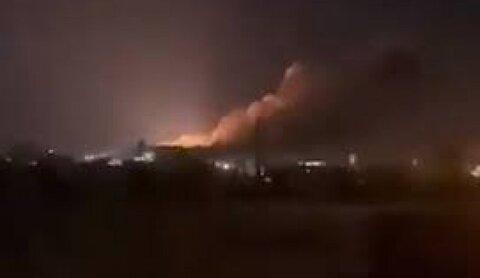 حماس تعلق على العدوان الاسرائيلي الاخير على سوريا