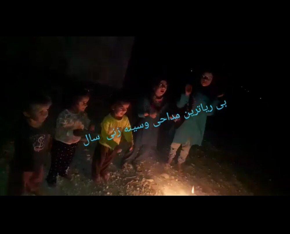 فیلم | عزاداری خاص کودکان منطقه محروم زیلایی