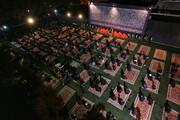فیلم | اولین شب مراسم عزاداری اباعبدالله الحسین(ع) در هیئت هنر و رسانه استان قم