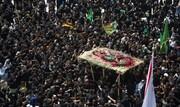 تصاویر/ عزاداری قبیله بنی اسد در سالروز خاکسپاری پیکر مطهر شهدای کربلا