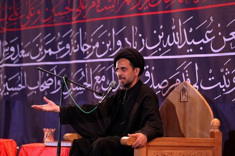 حجت الاسلام والمسلمین سید بهاءالدین ضیائی